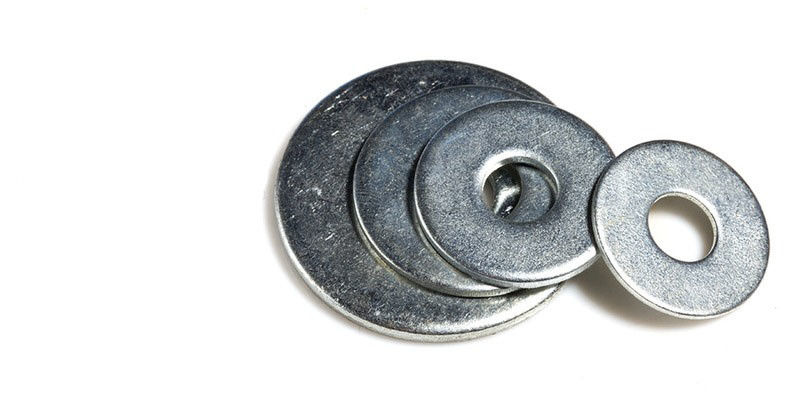 DIN125 Flat Lock Washer for Fastener Bolts / Structural Washer